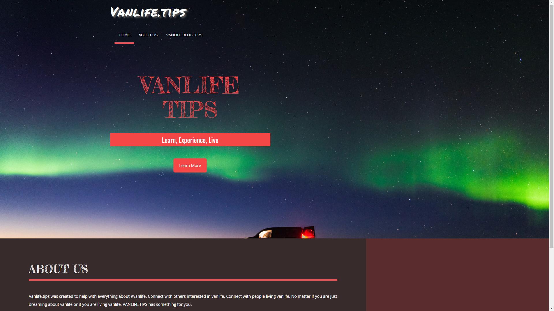 Vanlife.tips